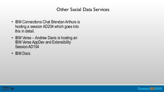 Service Data Demo