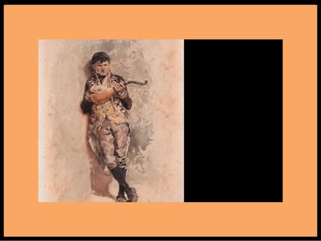 Hombre con mandolina