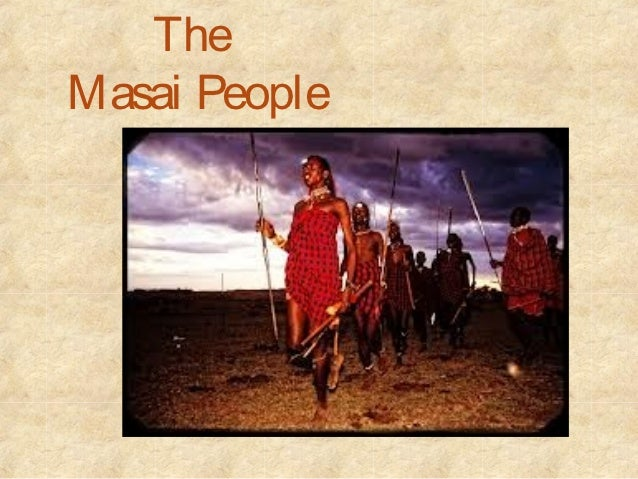 TheMasai People