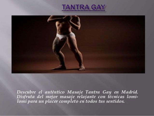 masajes latino gays en madrid