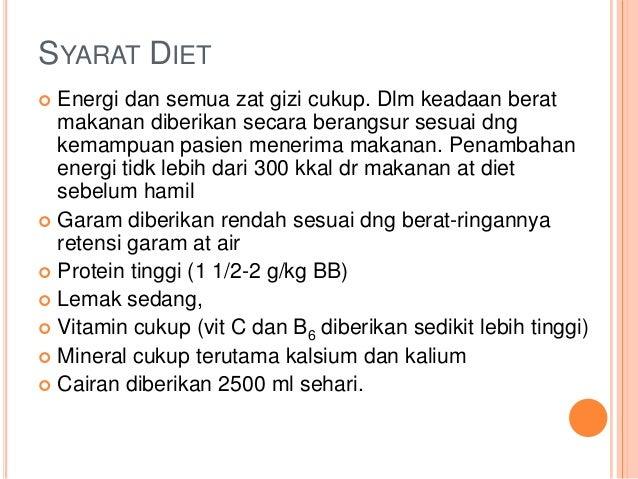 Bentuk Makanan RS