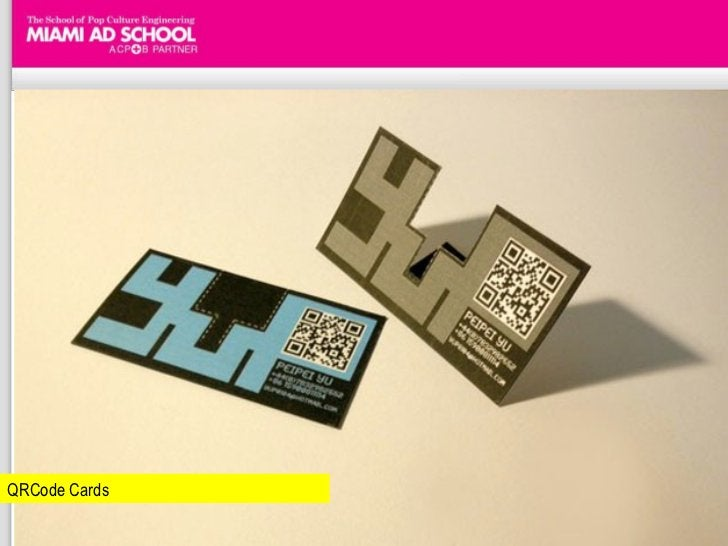 QRCode Cards