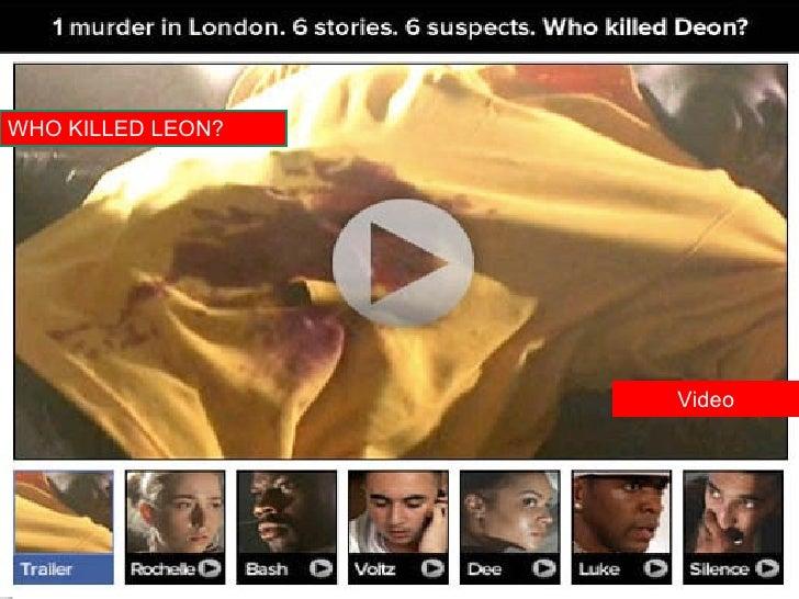 Video WHO KILLED LEON?