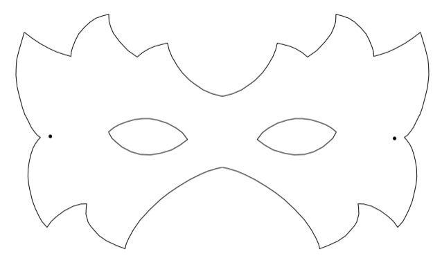 Molde Mascara 4
