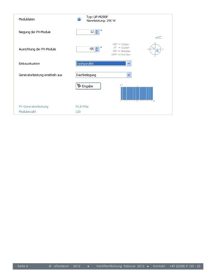 Seite 4   © aTradeon   2012   ●   Veröffentlichung Februar 2012 ●   Kontakt   +49 (2228) 9 120 - 22