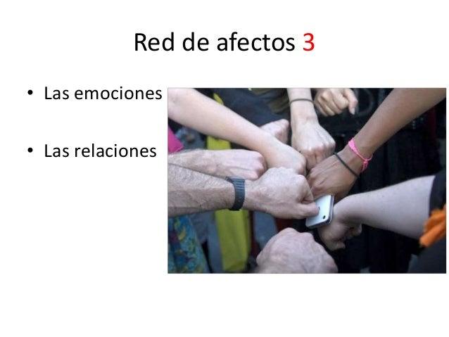 Red de afectos 3 • Las emociones • Las relaciones