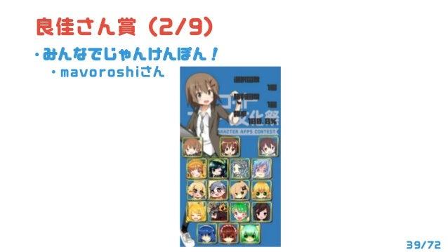 40/72 良佳さん賞 (3/9) • マスコットまるばつコミュニケーション2017! • cocoamixjpさん🏆🏆🏆