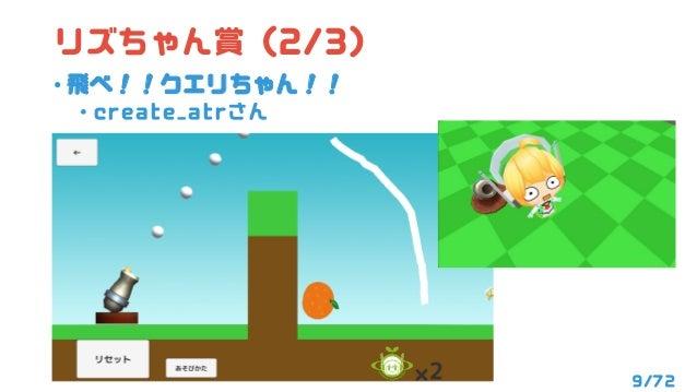 10/72 リズちゃん賞 (3/3) • Query Bird! • TKTK360さん