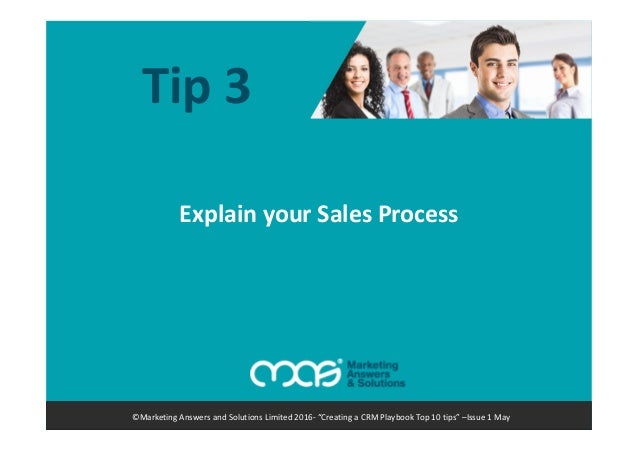 Mas creating a crm playbook ebook playbook top 10 tips issue 1 may 8 fandeluxe Gallery