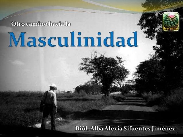 Otro camino hacia la  Biól. Alba Alexia Sifuentes Jiménez