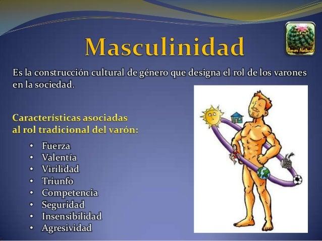 Masculinidad Slide 2