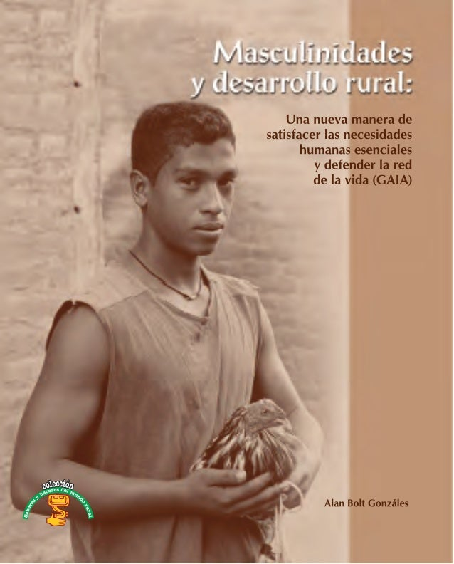 Una nueva manera de satisfacer las necesidades humanas esenciales y defender la red de la vida (GAIA) Alan Bolt Gonzáles M...