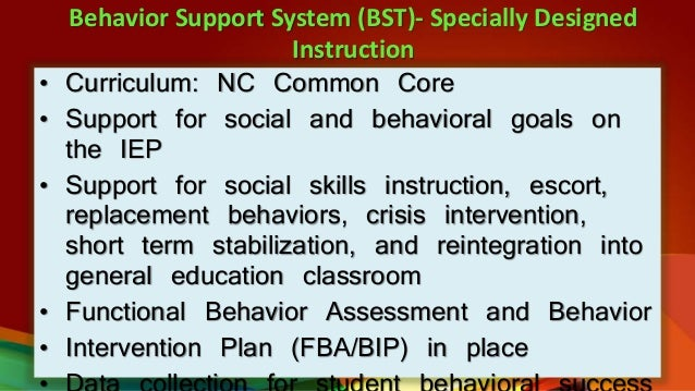 Curriculum And Program Goals In Early Childhood Special Education