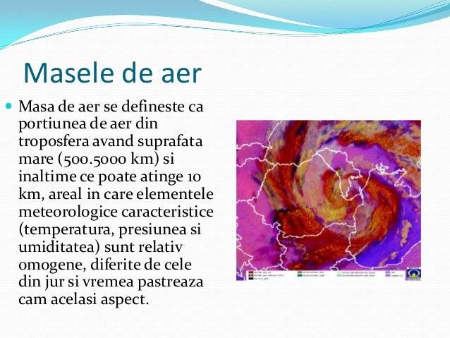 Masele de aer. Fronturi atmosferice. Slide 2