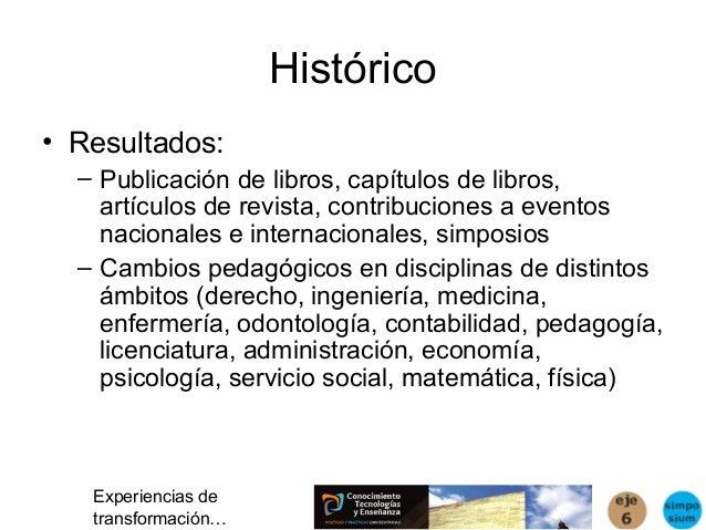 Masetto formación de profesores y paradigmas curriculares innovadores Slide 3