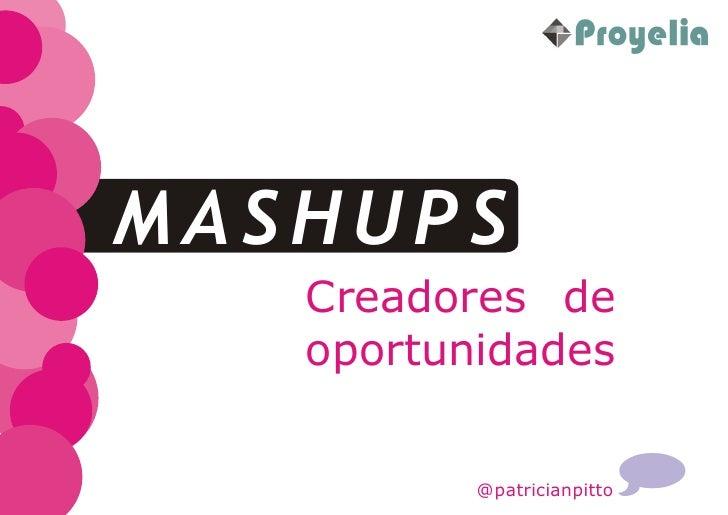Mashups oportunidades social media 2
