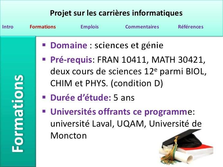 Projet Powerpoint Slide 2