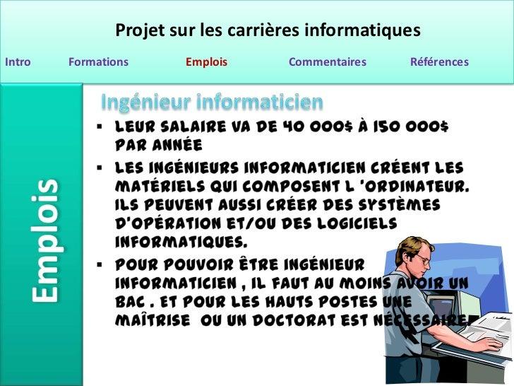 Projet Powerpoint Slide 3
