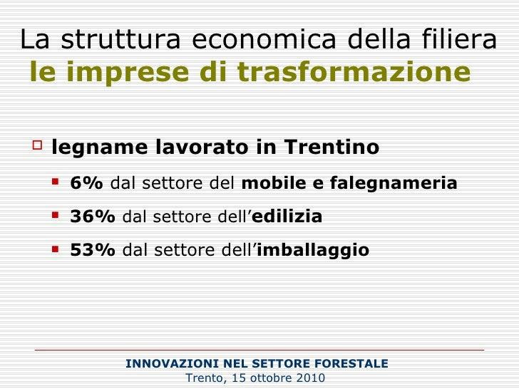 Romano Masè - Innovazioni organizzative introdotte dalla Provincia di Trento per la filiera foresta-legno-energia