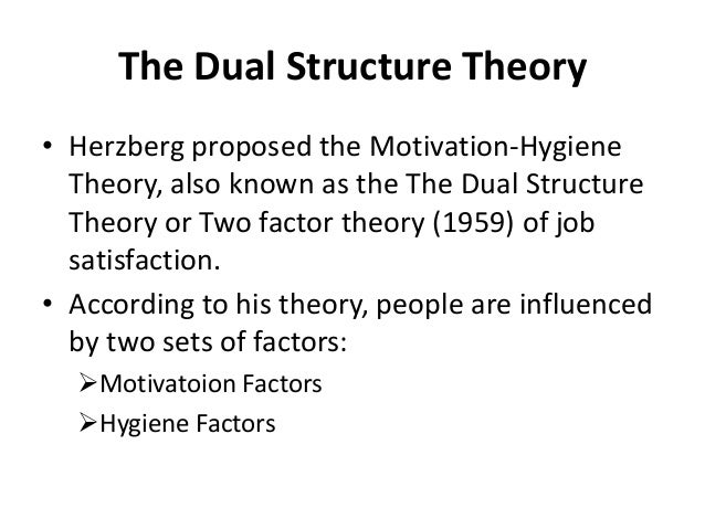 maslow theory and herzberg theory essay Herzberg's theory case essay sample pages: 4 relating to maslow's and herzberg's theory to see which one was a better explanation as to the motivation of.