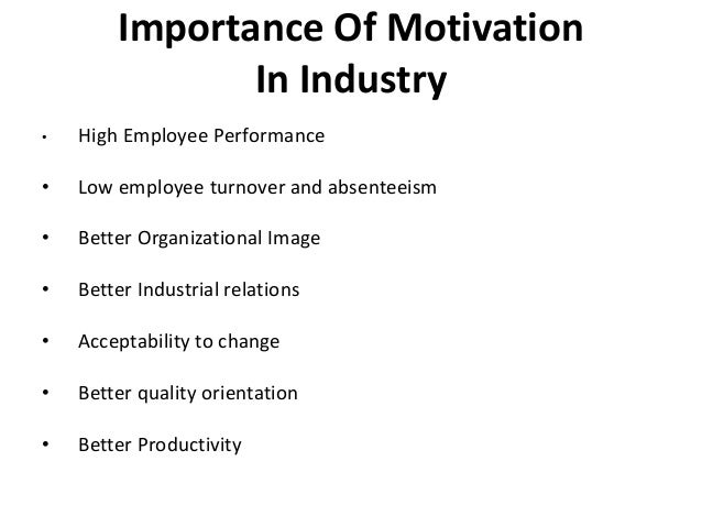 definition of motivation in work essay Read workplace motivation free essay and over 88,000 other research documents workplace motivation motivational programs provided to employees can prove to be very useful tools to increase motivation from the employees, reduce employee.
