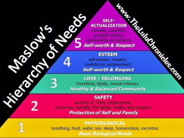  Maslow's                 Pyramid created                 to understand                 what motivates                 pe...