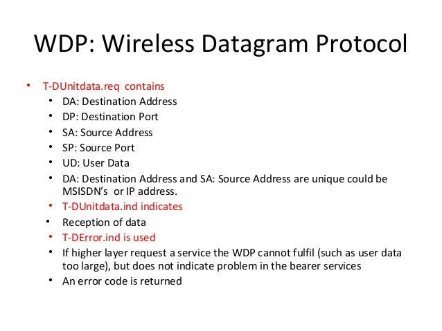 wireless application protocol 1997 – ericsson, motorola, nokia and unwired planet create a partnership to  start and build on the wireless applications protocol (wap) as a.