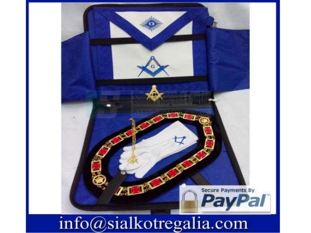 Masonic Apron case soft