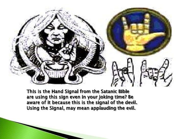 The Evil Signs