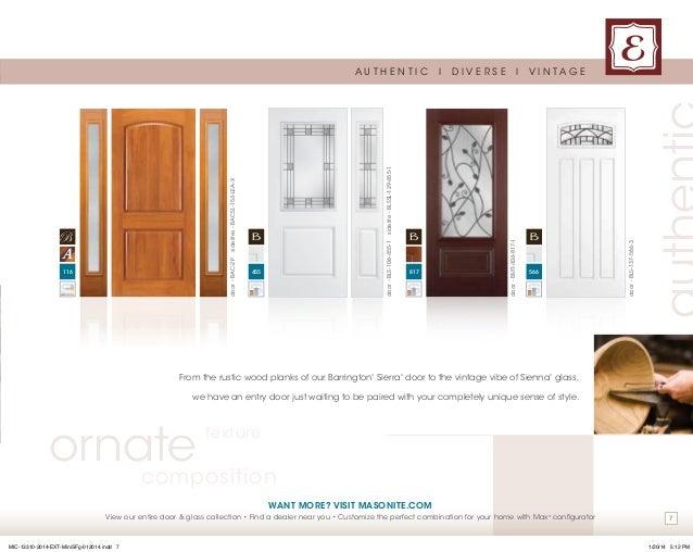 Masonite Door Catalog