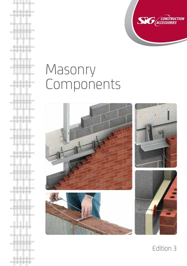 Masonry Components Edition 3