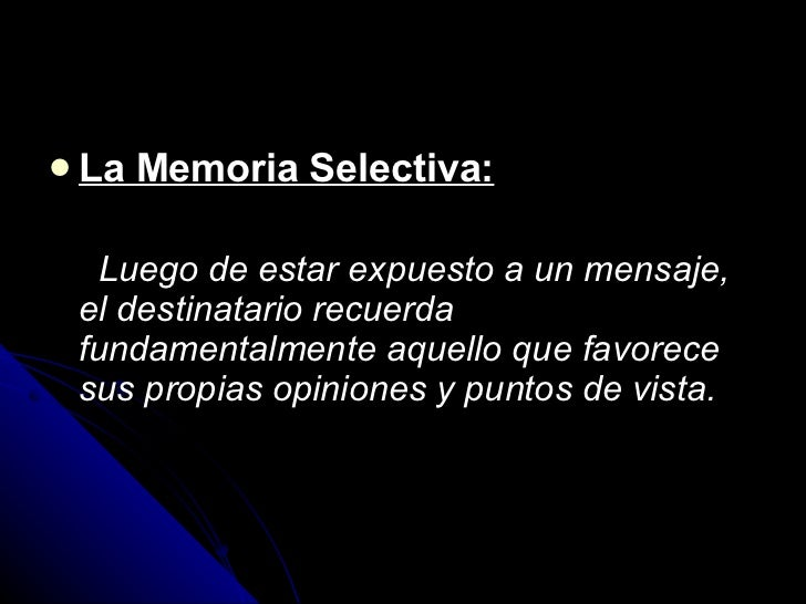 Resultado de imagem para memória selectiva