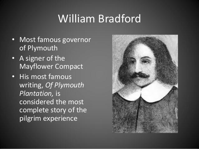 William bradford of plymouth plantation analysis essay