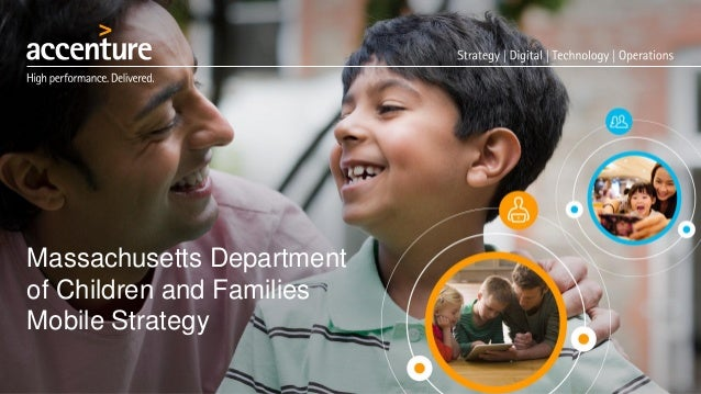 Massachusetts Department of Children and Families Mobile Strategy