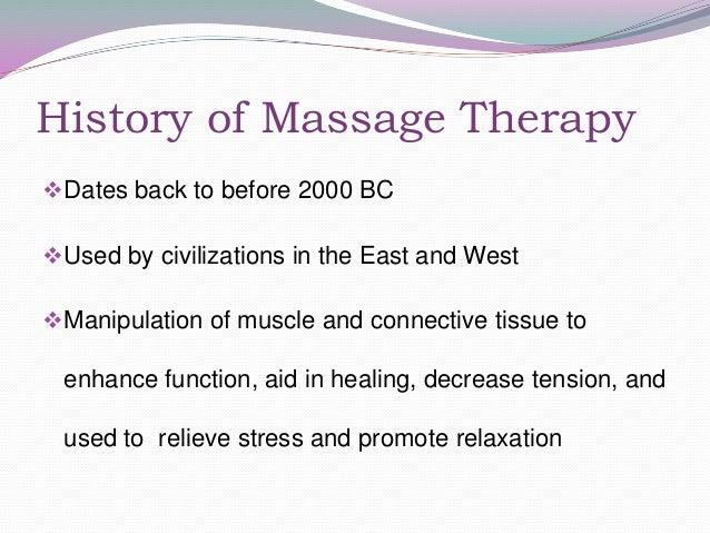 Massage power point