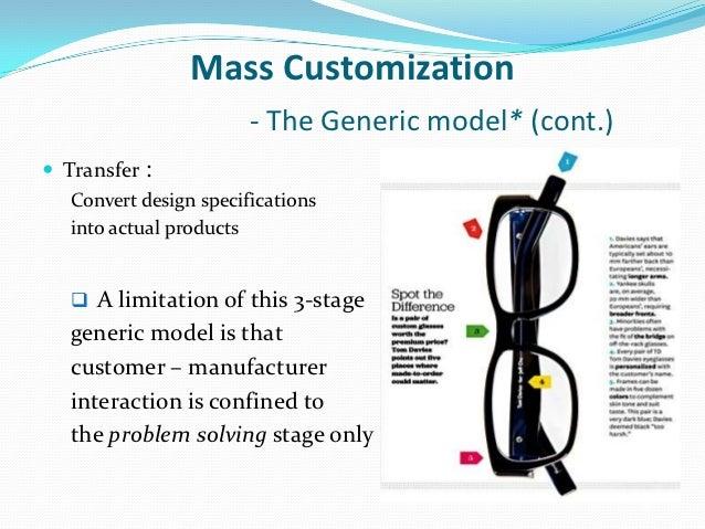 4197ada0 Mass Customization ...