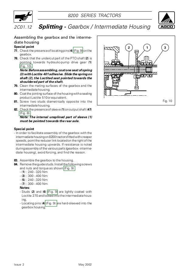 massey ferguson 203 transmission oil