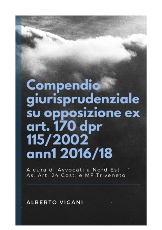 Associazione Art. 24 COST. www.avvocatogratis.com 1