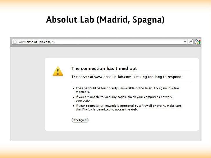 Absolut Lab (Madrid, Spagna)