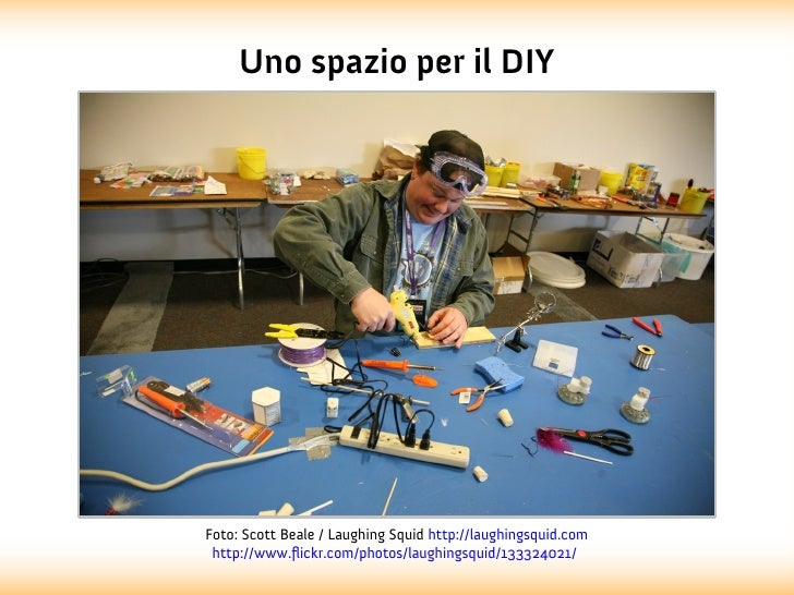Uno spazio per il DIYFoto: Scott Beale / Laughing Squid http://laughingsquid.com http://www.flickr.com/photos/laughingsqui...