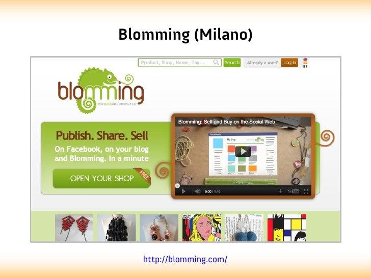 Blomming (Milano)   http://blomming.com/