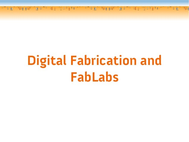 How to build a FabLab @OuiShare Fest 2013 Slide 2