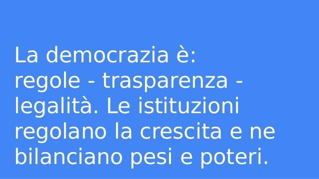 L'Italia possiede vitalità nel mondo della ricerca, della cultura, del lavoro e dell'impresa.