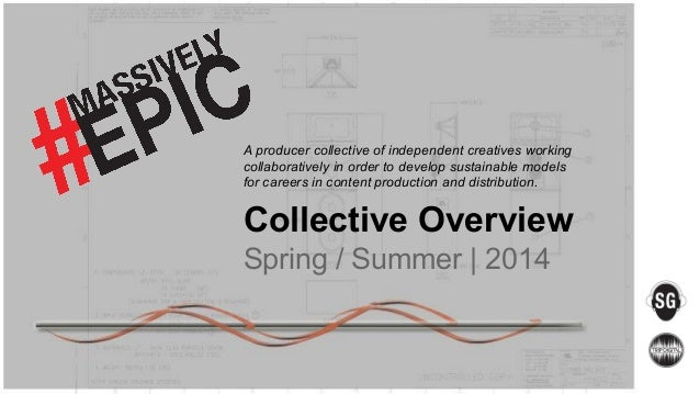 A producer collective of independent creatives working collaboratively in order to develop sustainable models for careers ...