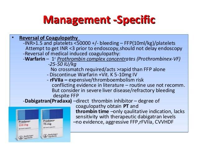 Management Of Massive Upper Gi Haemorrhage