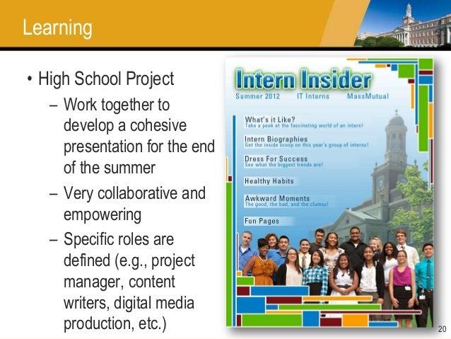 taking your internship program to the next level