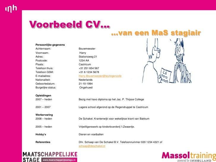 Massol Presentatie 20112012