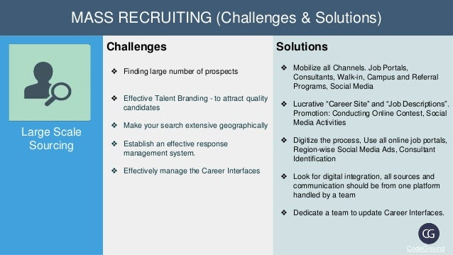 Mass Recruitment A Look Into Talent Acquisition