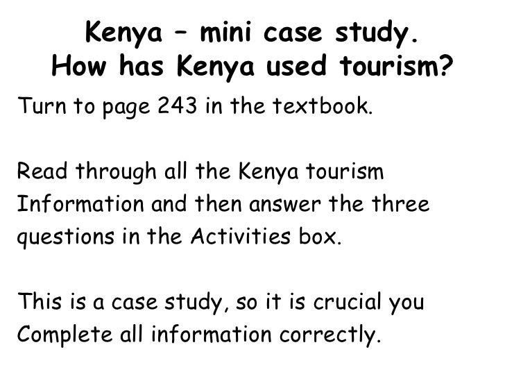Tourism: Mass tourism advantages, problems & solutions ...