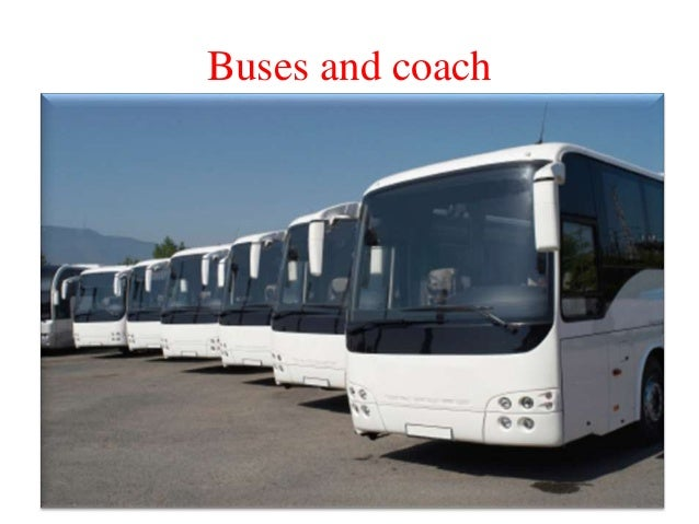 Buses and coach